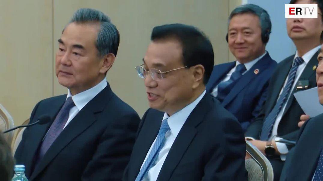 Kryeministri Edi Rama takohet me kryeministrin kinez në Zagreb