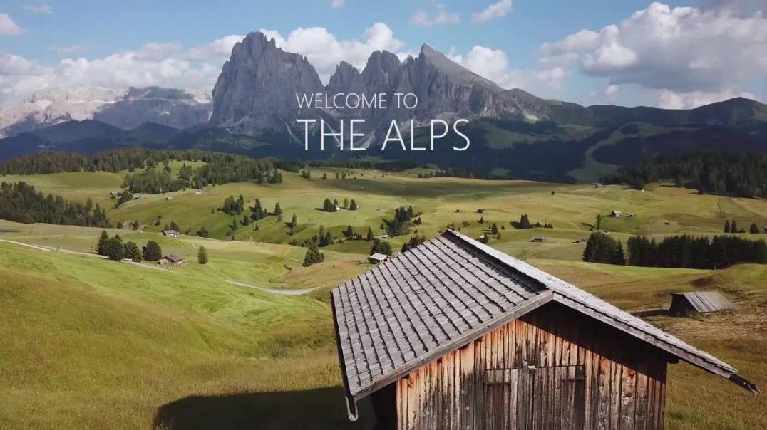 Alpet në Europë