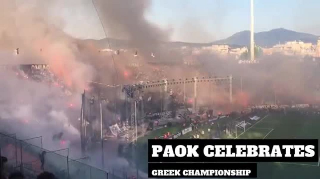 PAOK shpallet kampion i Greqise