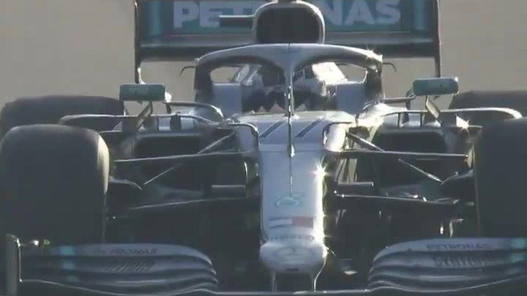 Mercedes komandon në Formula 1, Botas fiton duelin me Hamilton