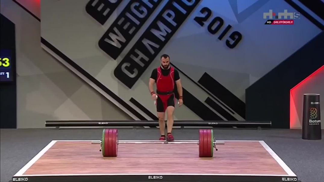 Europiani i peshëngritjes, Krenar Shoraj me medalje bronzi