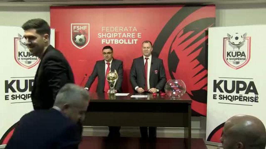 Gjysmëfinalet e Kupës, Kukësi me Skënderbeun, Tirana peshkon Luftëtarin