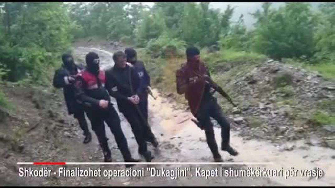 Vrau për gjakmarrje, kapet i shumëkërkuari në Shkodër