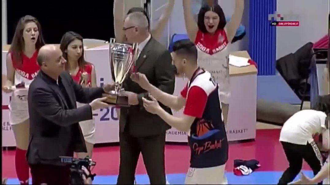 Triumf në debutim, Goga Basket merr kampionatin në basketbollin e meshkujve
