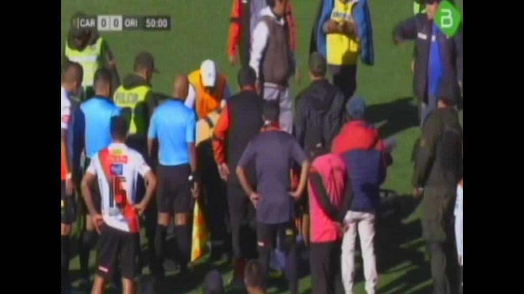 Atak në zemër gjatë lojës, ndërron jetë arbitri 31-vjeçar në Bolivi