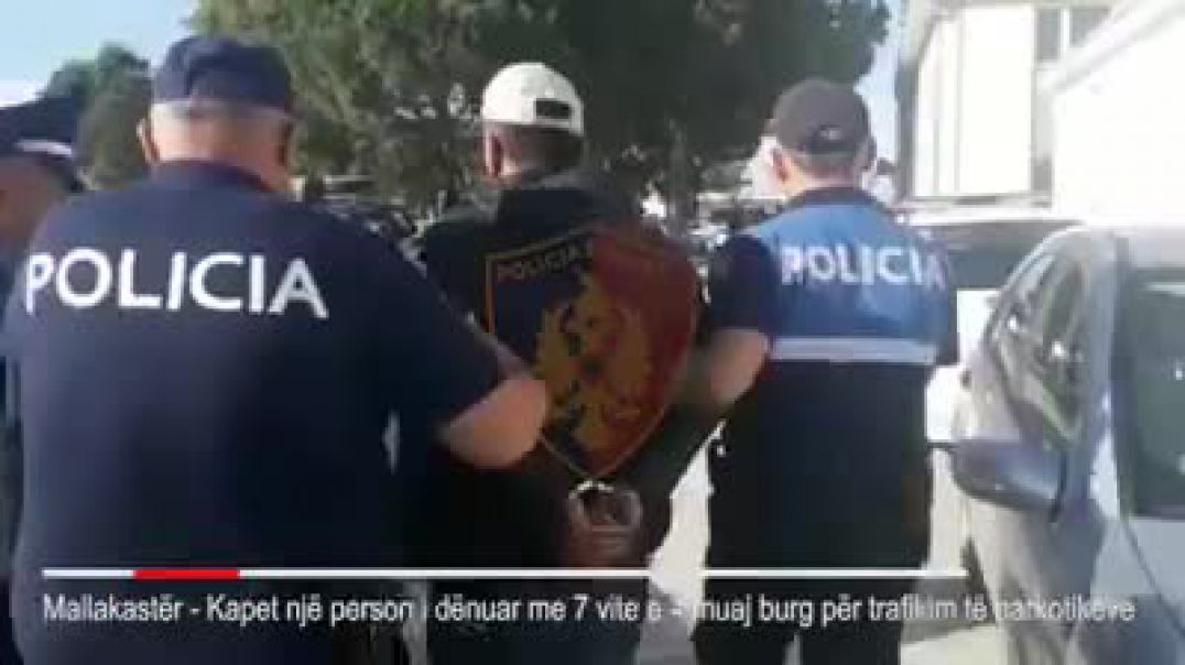 Nën pranga i dënuari që transportonte kanabis drejt Greqisë