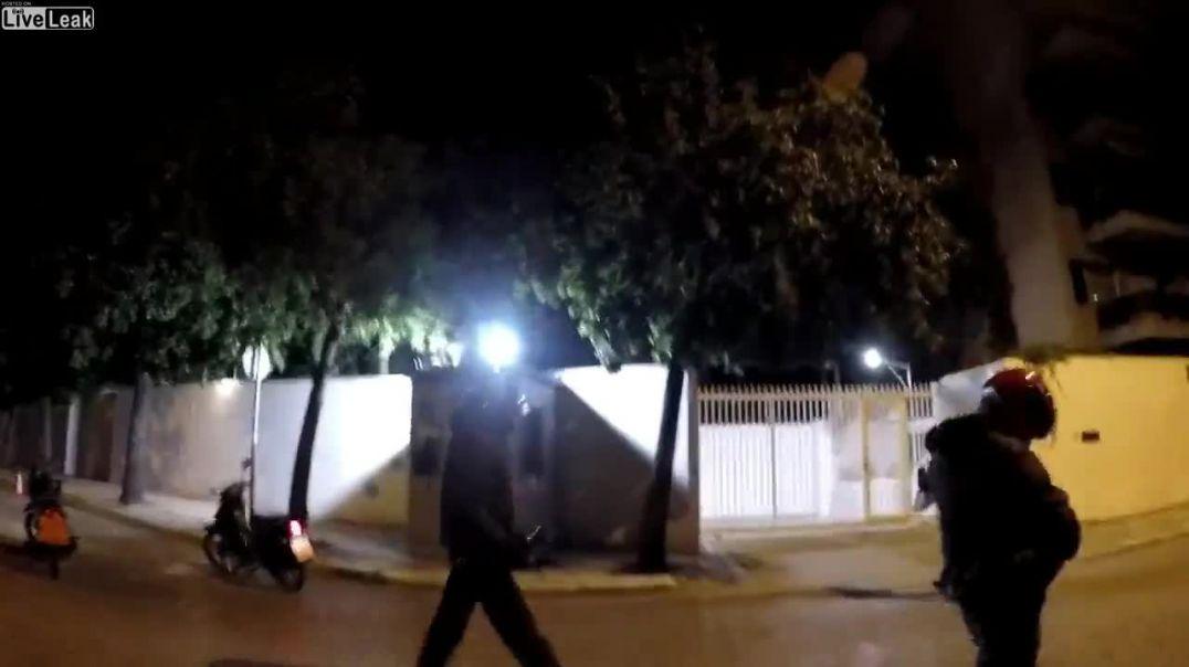 Sulmohet rezidenca e ambasadës së SHBA në Athinë