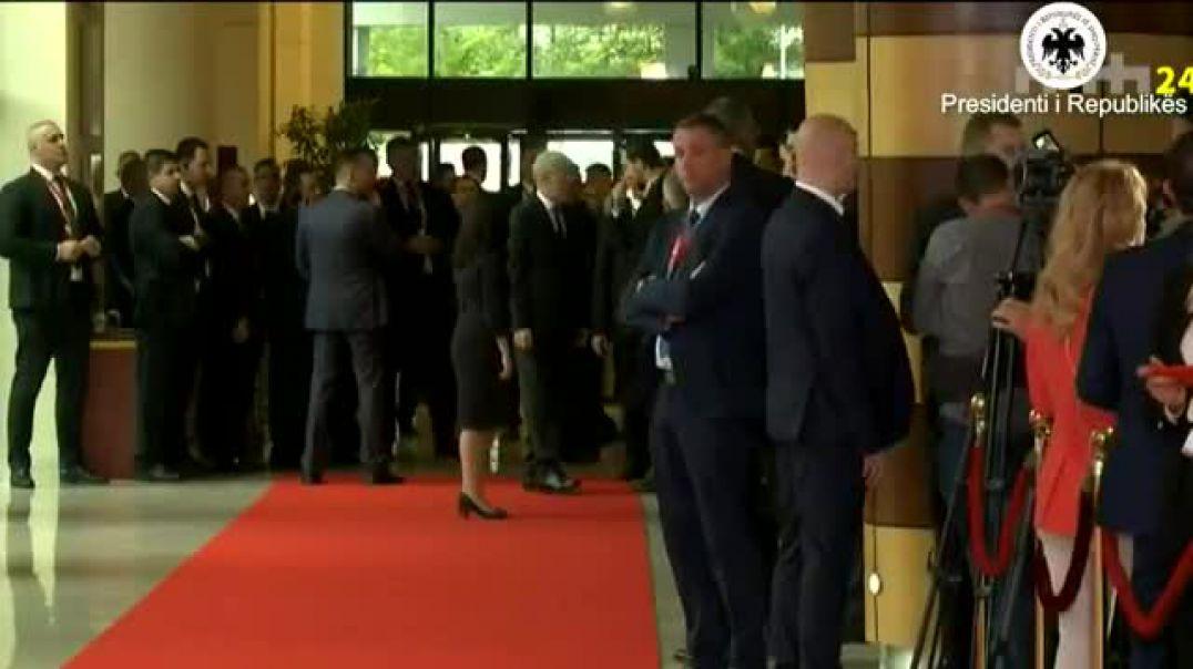 Takimi i presidentëve të Ballkanit në samitin e Brdo-Brijunit