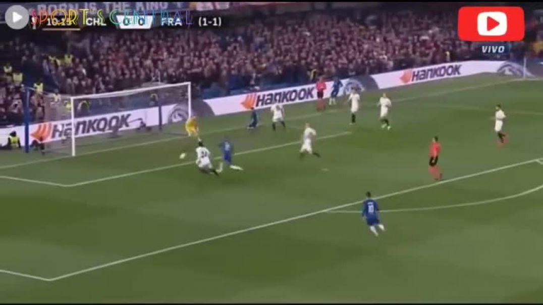 Spektakli anlgez në Europa League (VIDEO)