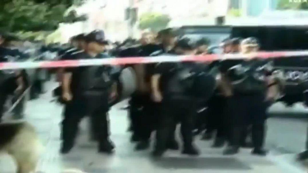 """Policia """"blindoi"""" Shkodrën para takimit elektoral të Edi Ramës"""