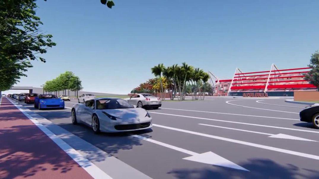 Prezantohet projekti, kjo është pamja e stadiumit më të ri që do ndërtohet në Shqipëri