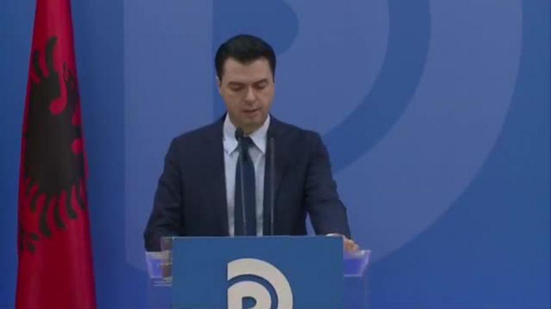 KiE tërhoqi vëzhguesit, Basha: Vendim politik! Sinjal që s'ka zgjedhje më 30 qershor