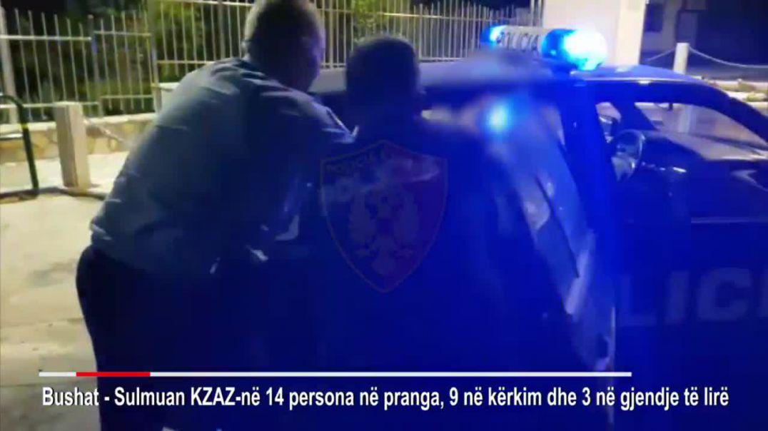 Molotovi në KZAZ e Vaut të Dejës, 14 persona në pranga, mes tyre nënkryetari i Bashkisë