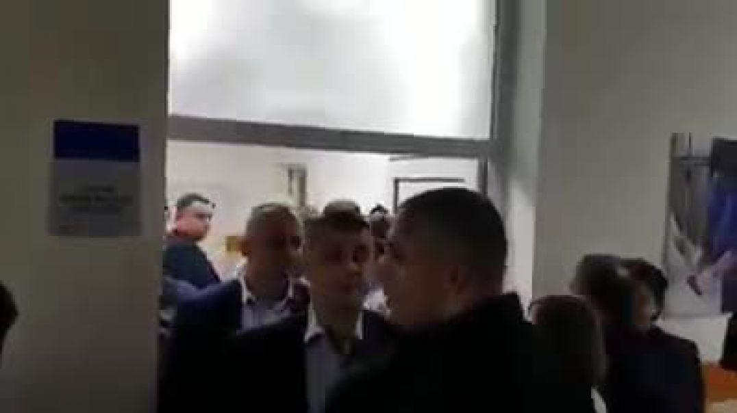 perplasje lleshaj spahia ne spital.mp4