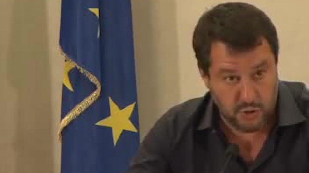 Salvini: Rama po mban zgjedhje vetëm me partinë e tij. Rrezikohet përplasje civile!