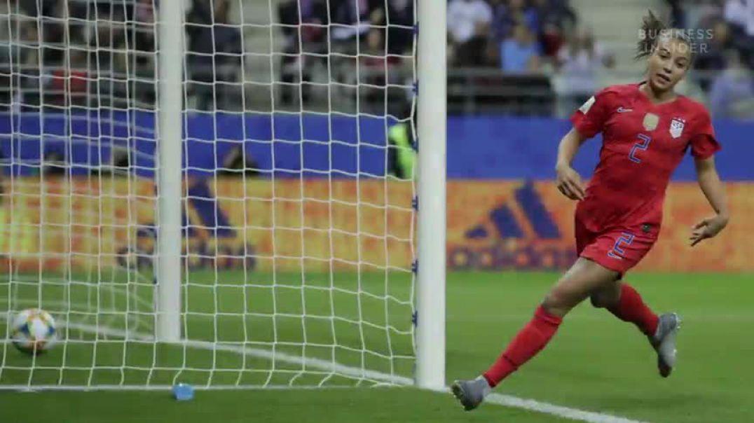 Pse femrat amerikane janë kaq të mira në futboll?