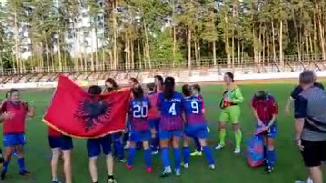 Vllaznia shkruan historinë, për herë të parë në grupet e Champions