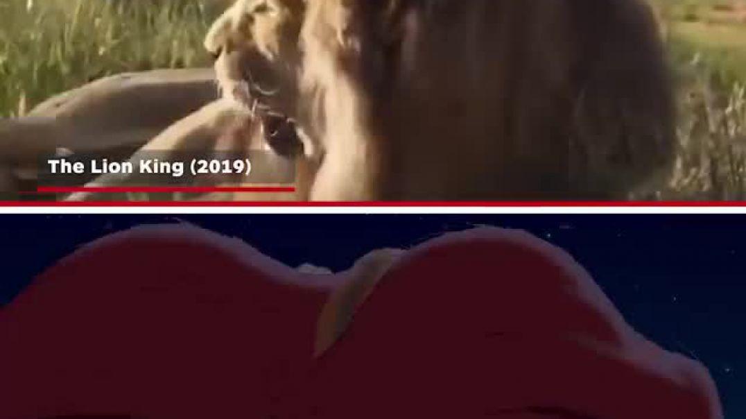 """Simba atëherë dhe tani! Si e ndryshoi teknologjia """"Mbretin Luan"""""""