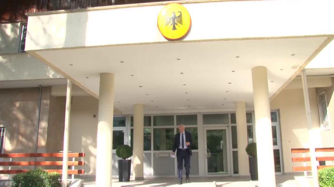 Mesazhi i Ambasadorit të ri gjerman në Tiranë, Peter Zingraf