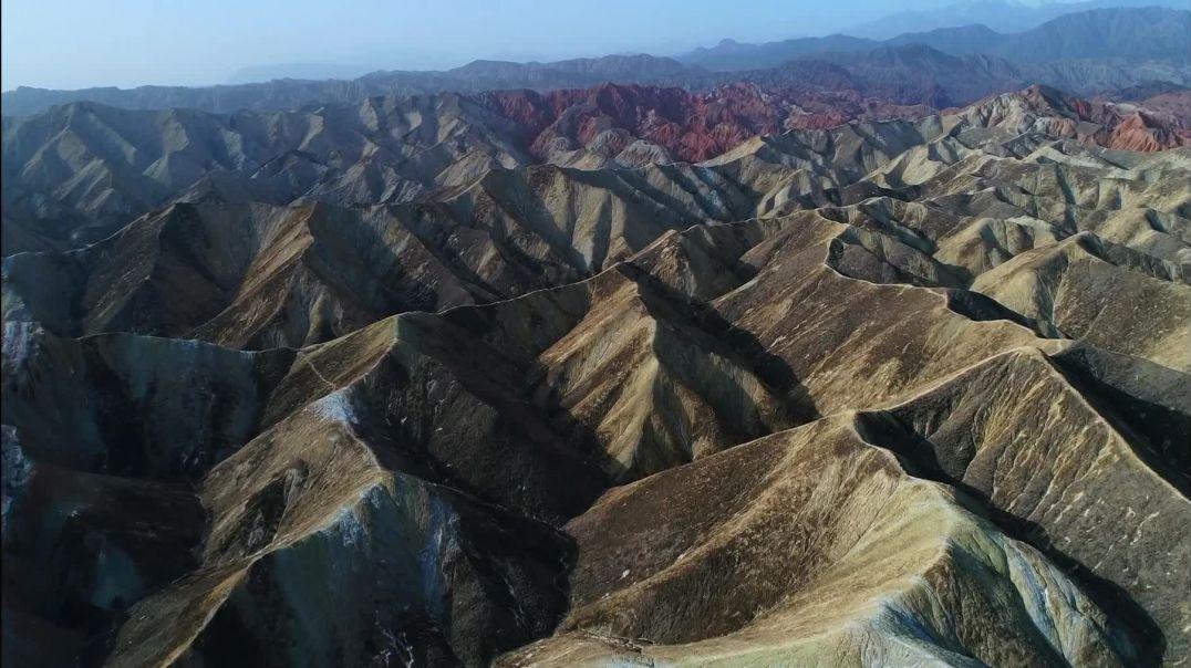 Malet më të bukur në botë ndodhen në Kinë