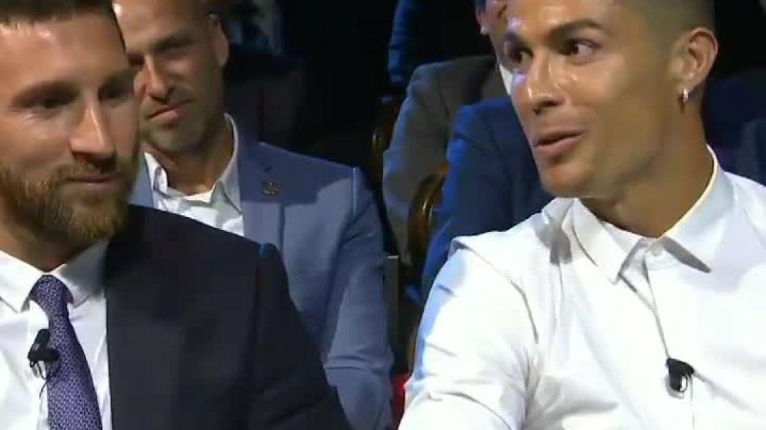 Mesi dhe Ronaldo si kurre me pare