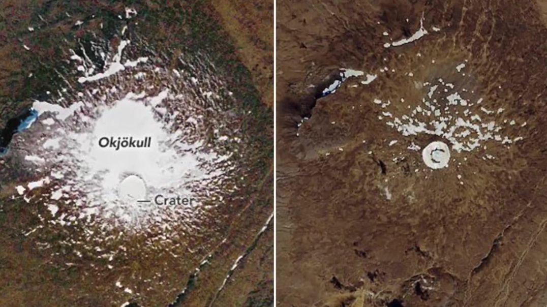 Ndryshimet klimaterike zhdukin akullnajën e parë në Islandë