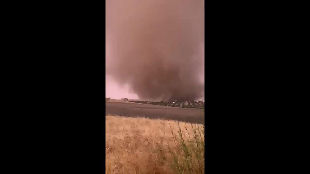 Tornado ne Spanje