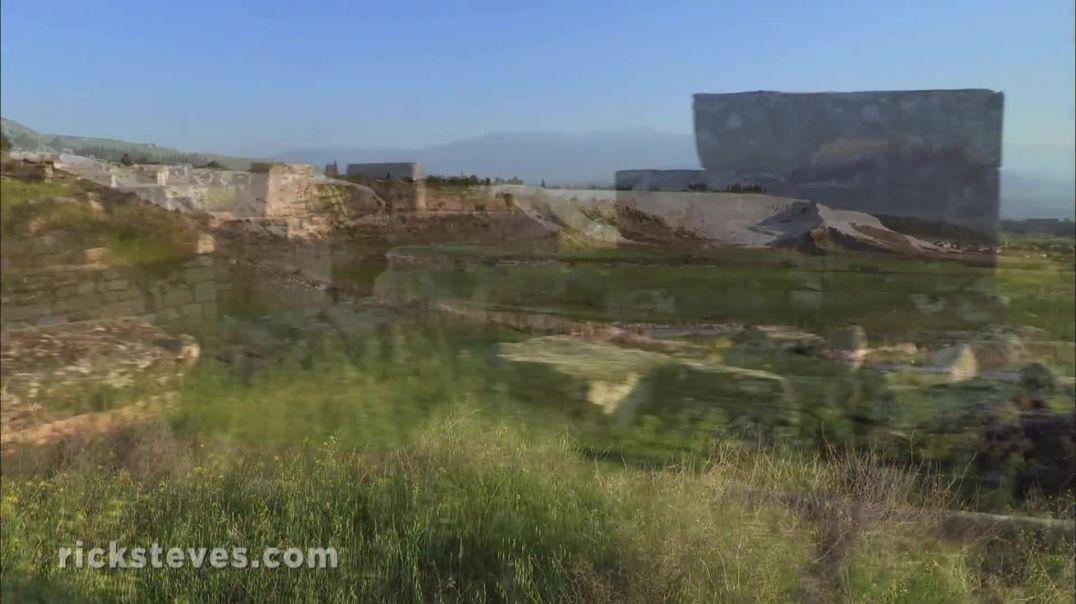 Vizitë në pishinën e Kleopatrës