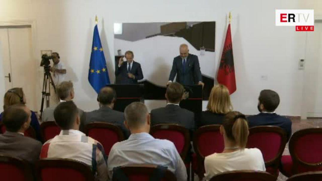 Tusk: Askush të mos ketë dyshime, Shqipëria meriton negociatat