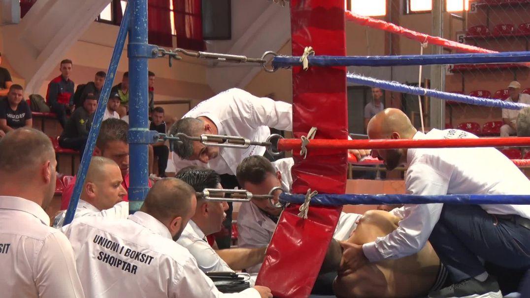 Momenti tragjik kur boksieri bullgar humb jeten ne ring