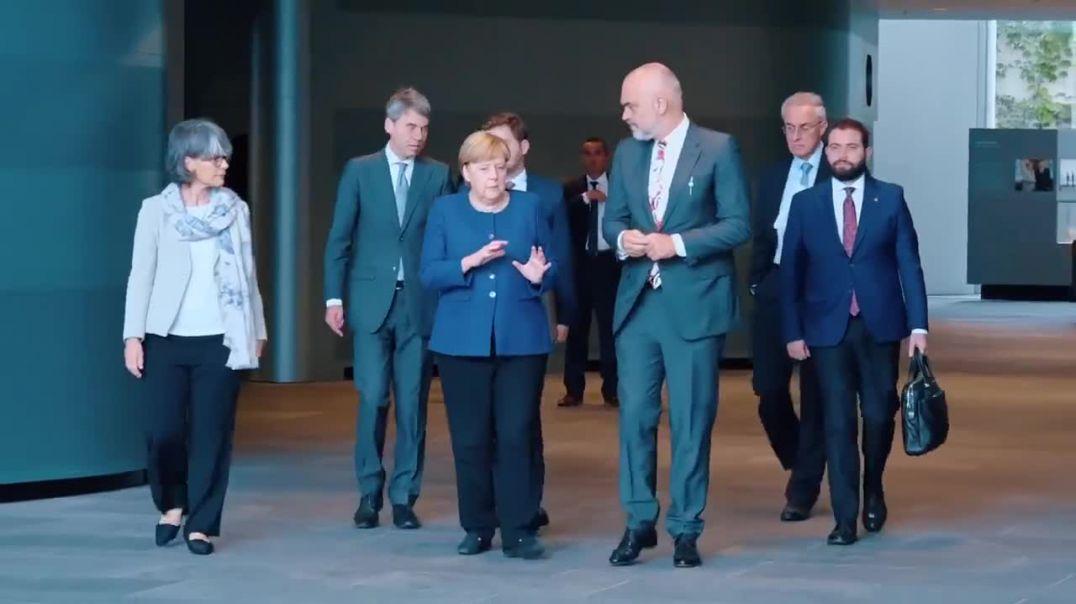 """Negociatat, misioni """"Berlin"""" i Ramës për të bindur Merkelin"""