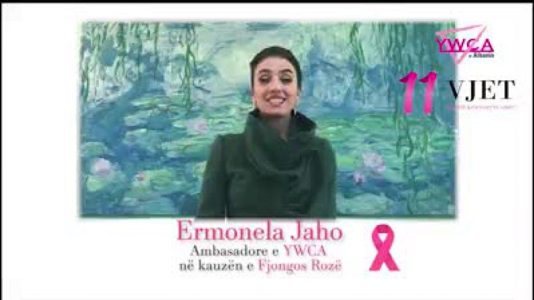 """Sopranoja Ermonela Jaho rikthehet në Tiranë për kauzën """"Fjongoja Rozë"""""""