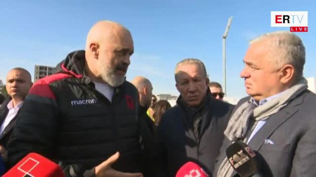 """Taksa 5 eurot edhe për ndihmën humanitare në """"Rrugën e Kombit"""", Rama: Detyrim i të gjithëve"""