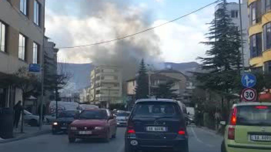 Video / Digjet banesa në Pogradec