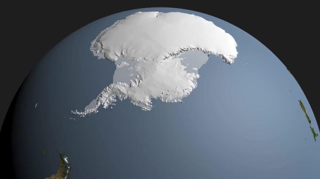 Shkencëtarët zbulojnë kanionin më të madh nën Antarktidë