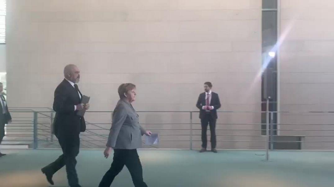 1 mld dollarë dëme nga tërmeti, Merkel pret Ramën në Berlin