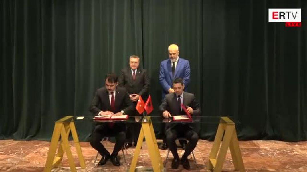 Firmoset marrëveshja që i hap rrugë Turqisë për rindërtimin e Laçit