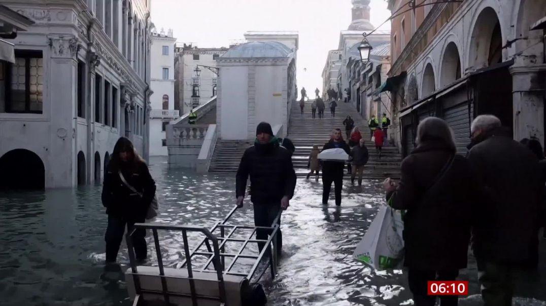 """Çudia, """"thahet"""" Venecia"""