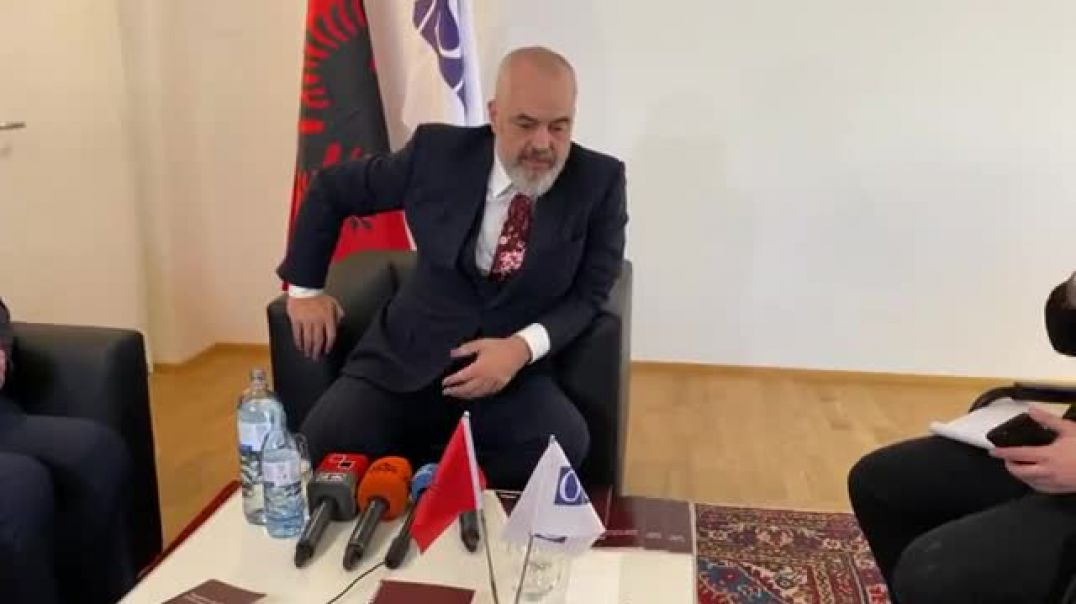 """Ajatollahu iranian """"kërcënon"""" Shqipërinë, Rama: Jemi në duar të sigurta"""