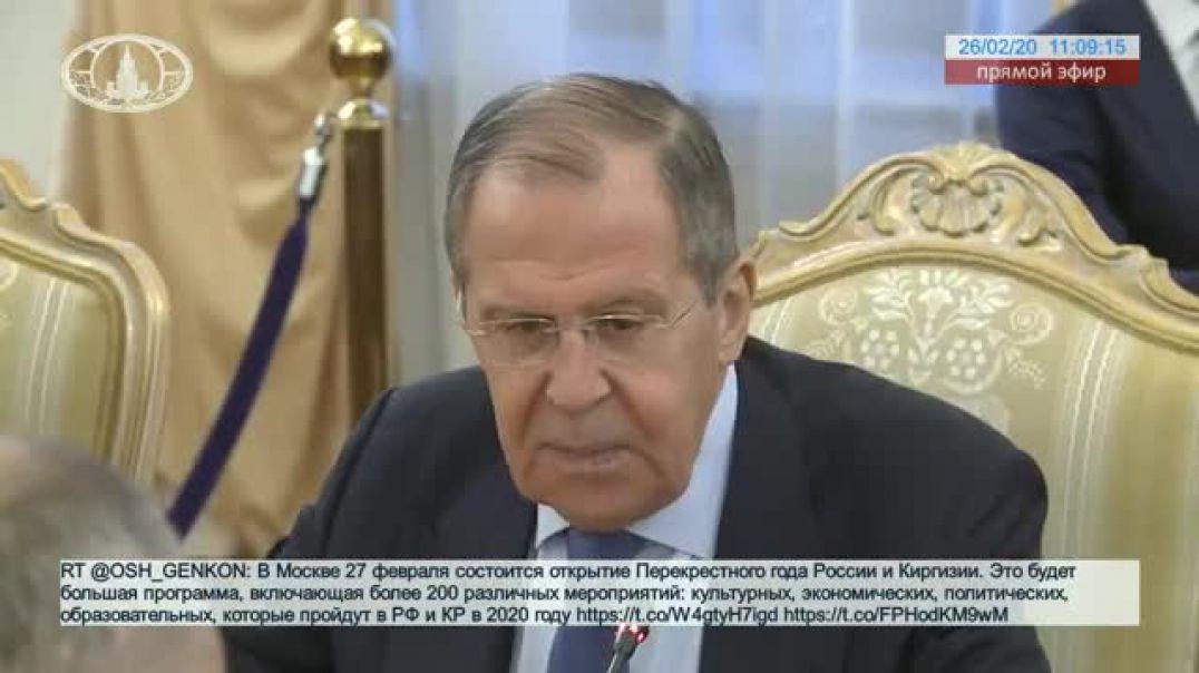 Rama takon ministrin Lavrov: Rusia mbështet Shqipërinë në kryesinë e radhës