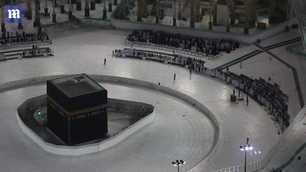 Arabia Saudite rihap Xhaminë e Madhe të Mekës