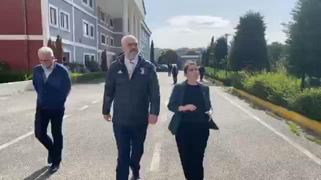 Godina e ish-universitetit Kristal kthehet në spital për pacientët me Covid-19