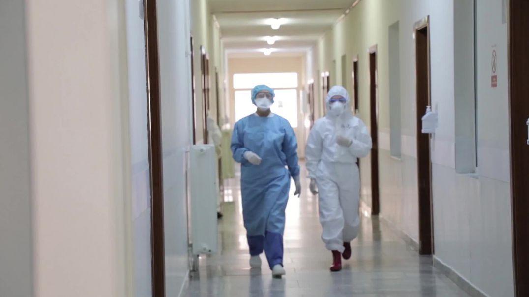 Publikohen pamjet brenda spitalit infektiv