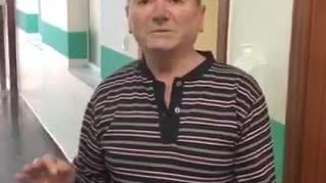 """Mesazhi i pacientit të shëruar nga COVID-19: """"Kam rilindur për së dyti"""""""