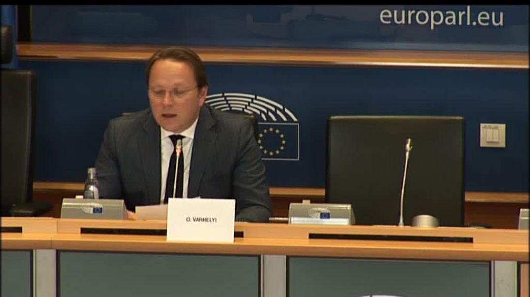 Raportimi i Varhelyi në PE, nga reforma zgjedhore tek anti-KÇK