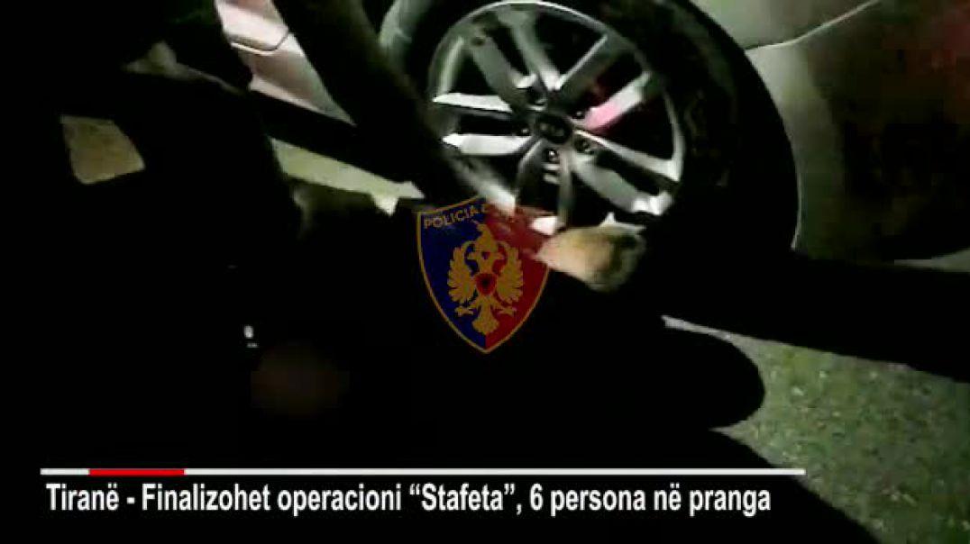 Goditet banda e trafikantëve shqiptarë, sekuestrohen shuma parash, armë zjarri dhe automjete