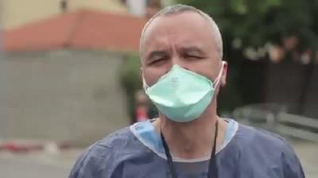 Mesazhi i mjekut Harxhi: Të gjithë kemi përgjegjësitë tona