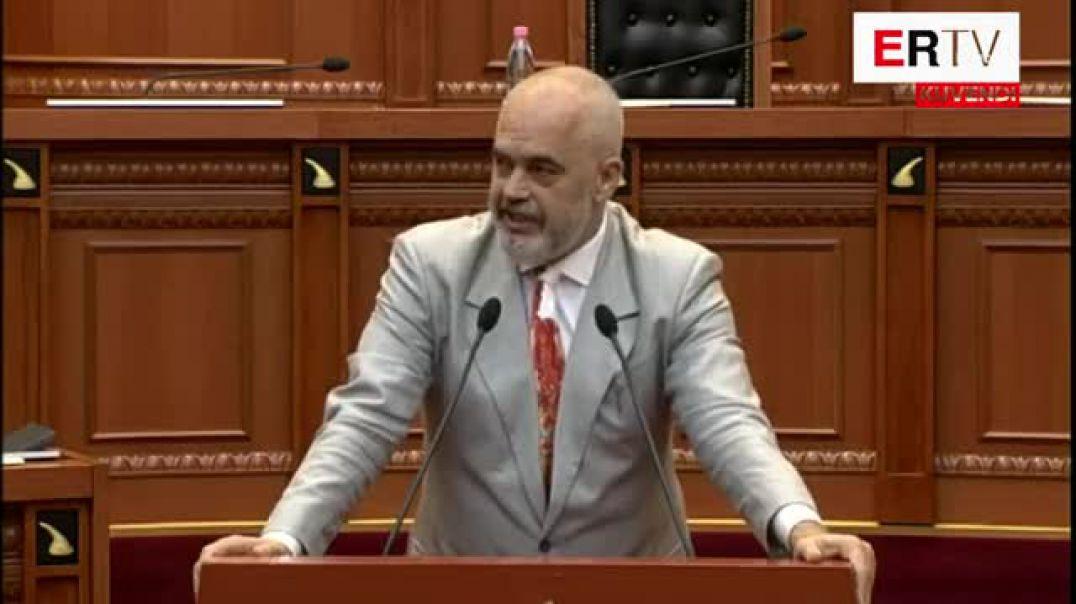 "Zgjedhorja, Rama ""flirton"" me opozitën parlamentare"