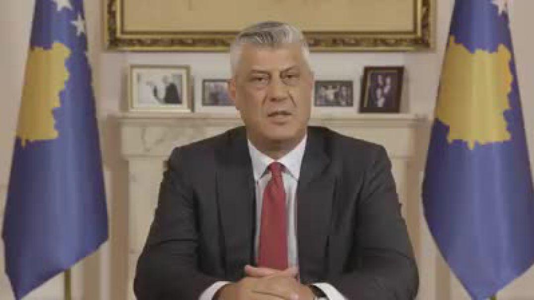 Thaçi: Dorëhiqem nëse merrem i pandehur! Do të dal i pafajshëm si Haradinaj