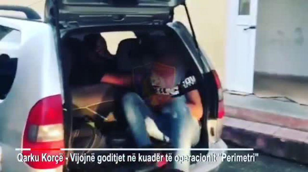 Po transportonte 6 emigrantë të paligjshëm, arrestohen kuksiani në Pogradec